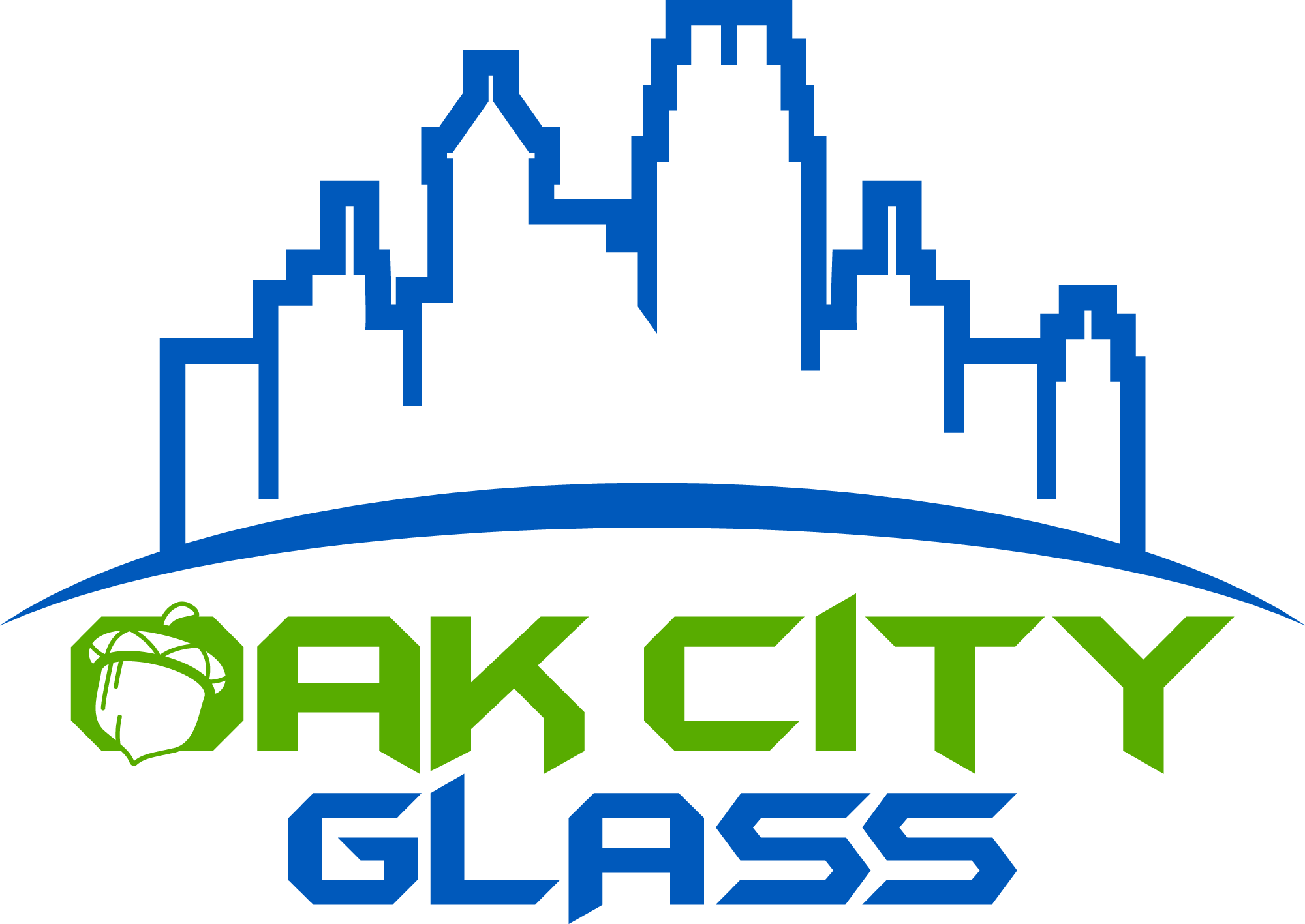 Oak City Glass